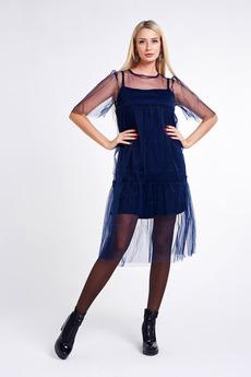 Комплект: платье и накидка Paola Rossi